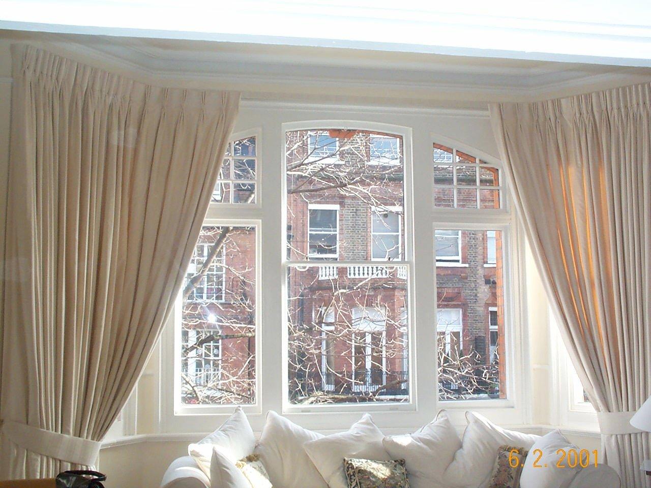 large white windows