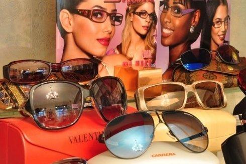 moda occhiale