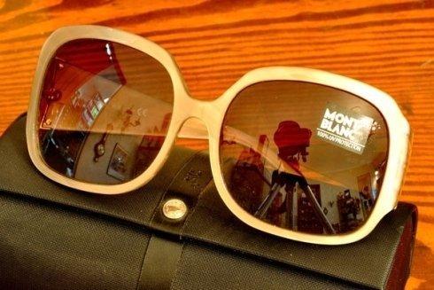 occhiali mont blanc