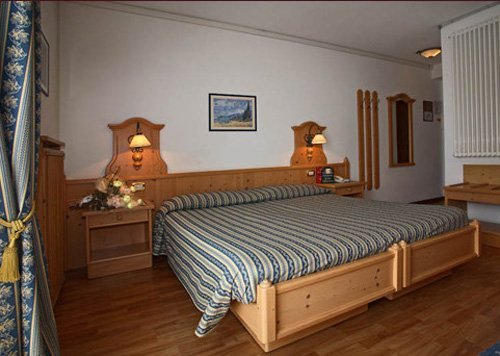 camera da letto - hotel