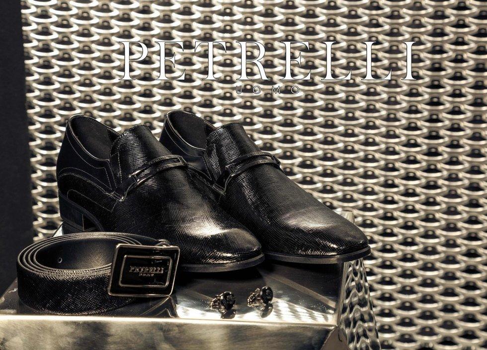 scarpe e accessori cerimonia uomo PETRELLI