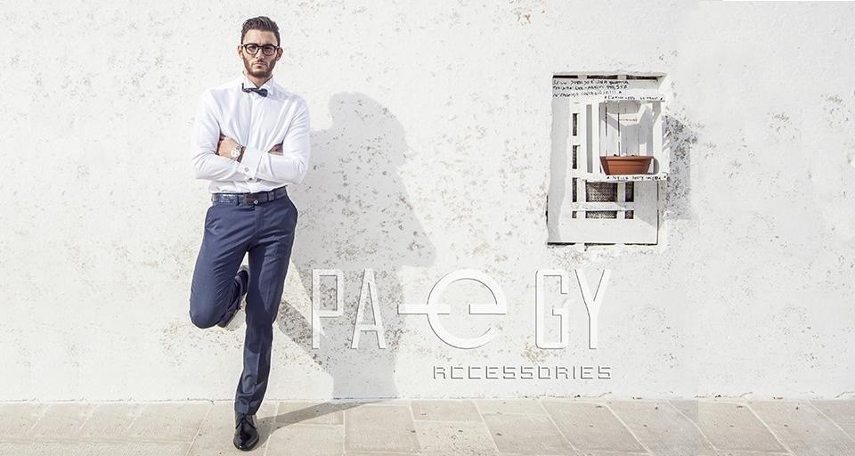 accessori uomo pa & gy