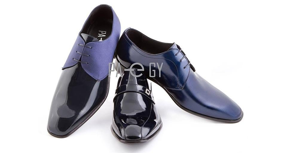 scarpe uomo pa & gy