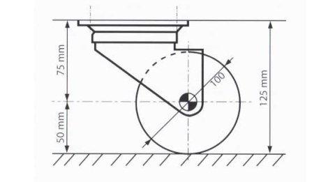 disegno tecnico ruota