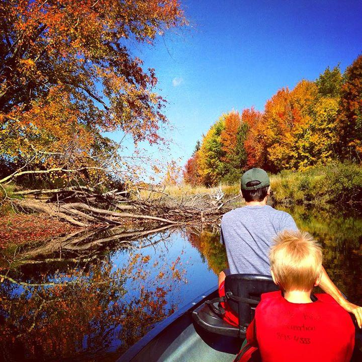 Vermont canoe trips