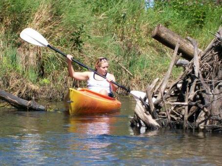 river paddle trip