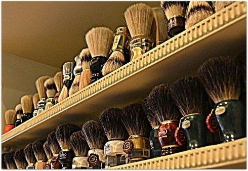 pennelli per barba