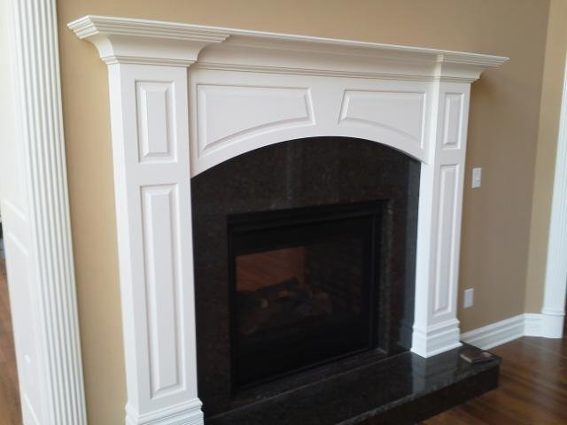 fireplace trim in Buffalo, NY