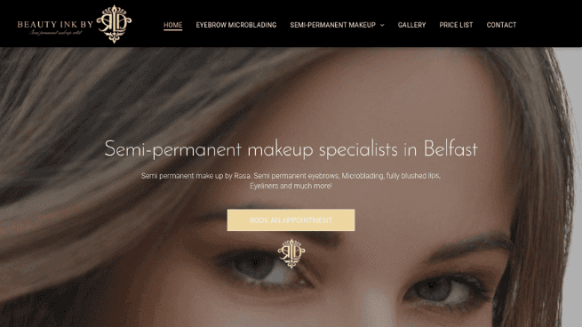 Beauty Ink by RD | Semi Permanent makeup in Belfast Northern Ireland