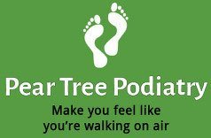 Pear Tree Podiatry logo