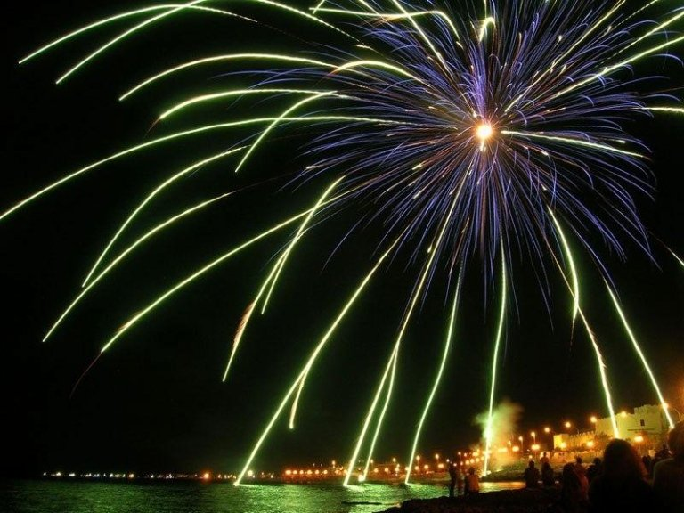 fuochi d artificio