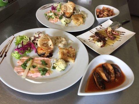 ristoranti a base di pesce