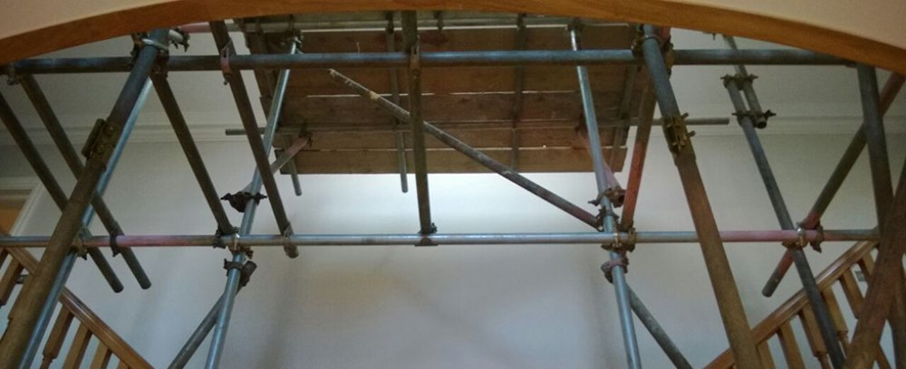 Heart Scaffolding Ltd Middlesex offers scaffolding erection and hire
