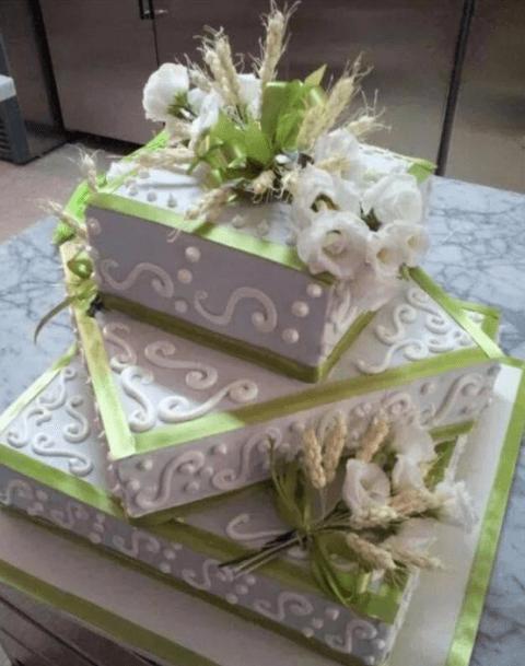 La tua torta nuziale, la nostra sfida