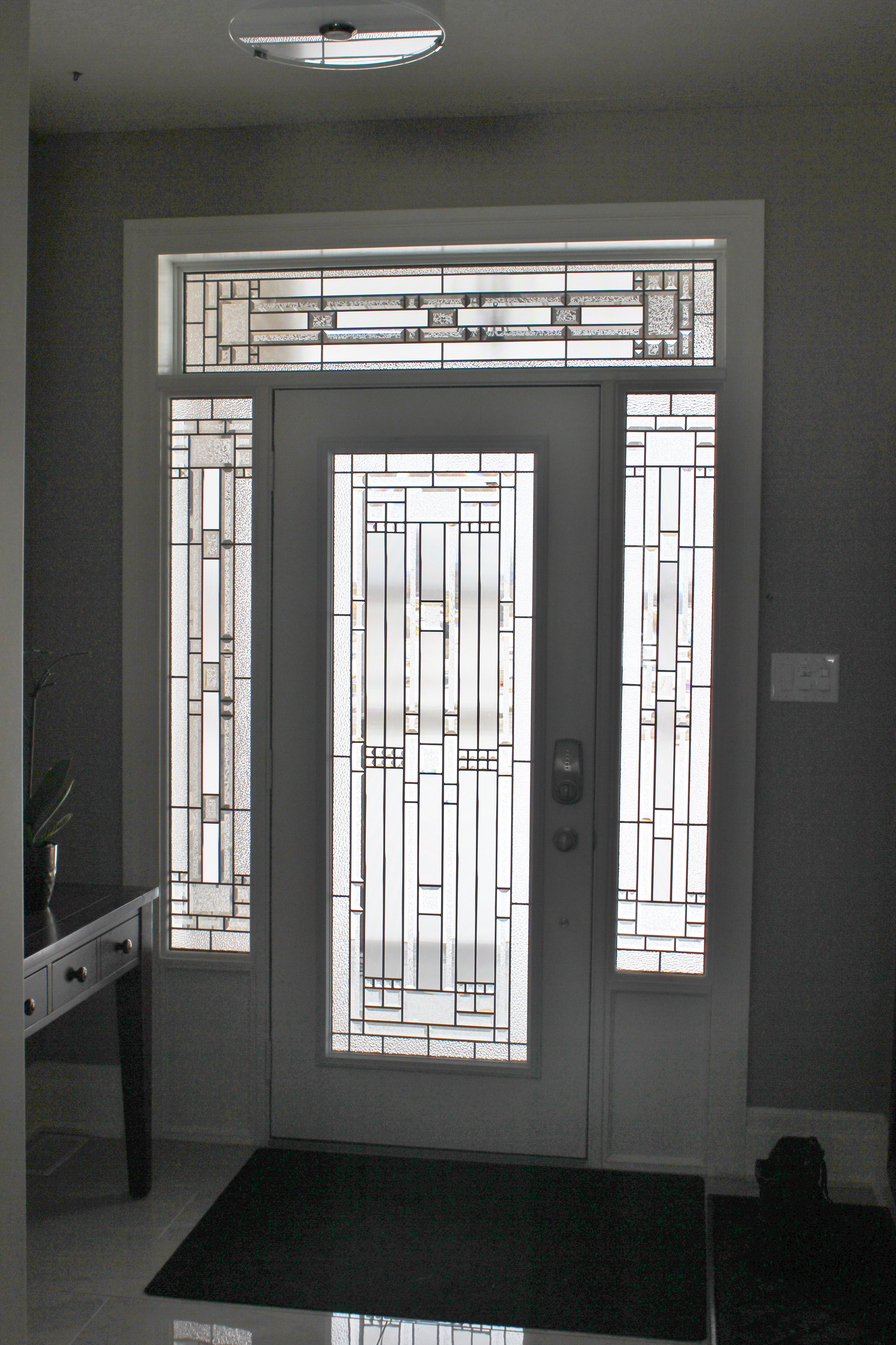 Our Recent Installations Wrought Iron Amp Decorative Glass