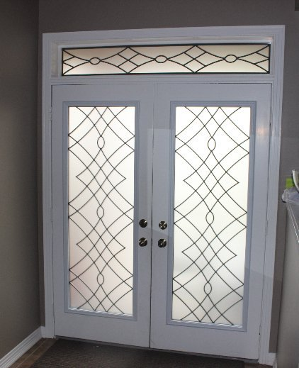 Superior Decorative Glass Door Inserts