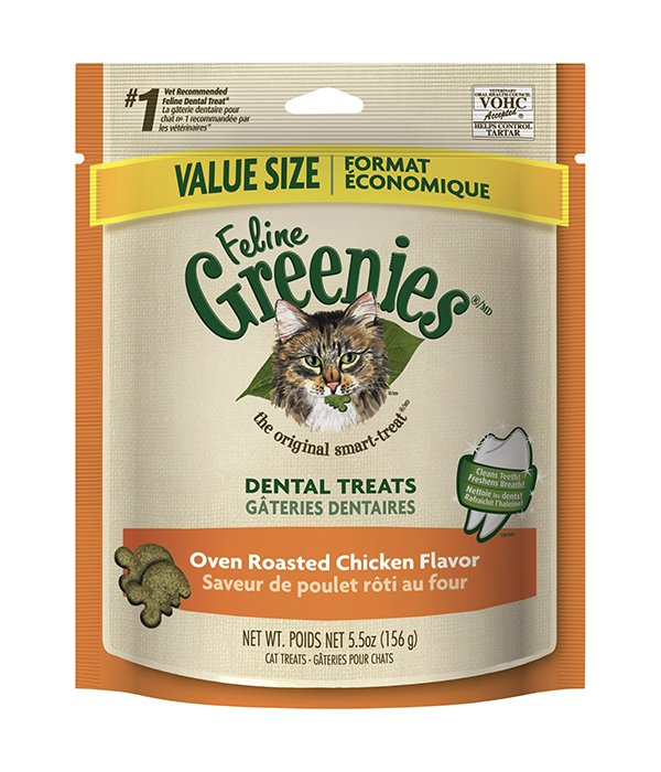 Feline Greenies Cat Treats at Wags & Whiskers in La Crosse, WI