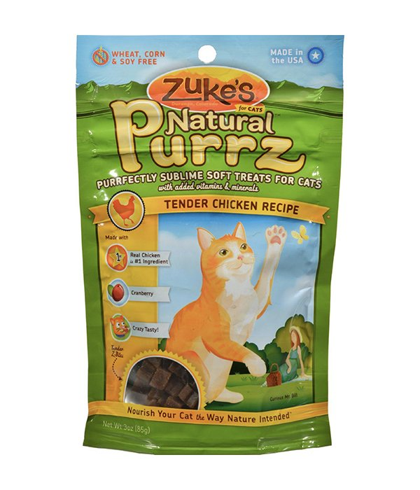 Zukes Cat Treats at Wags & Whiskers in La Crosse, WI