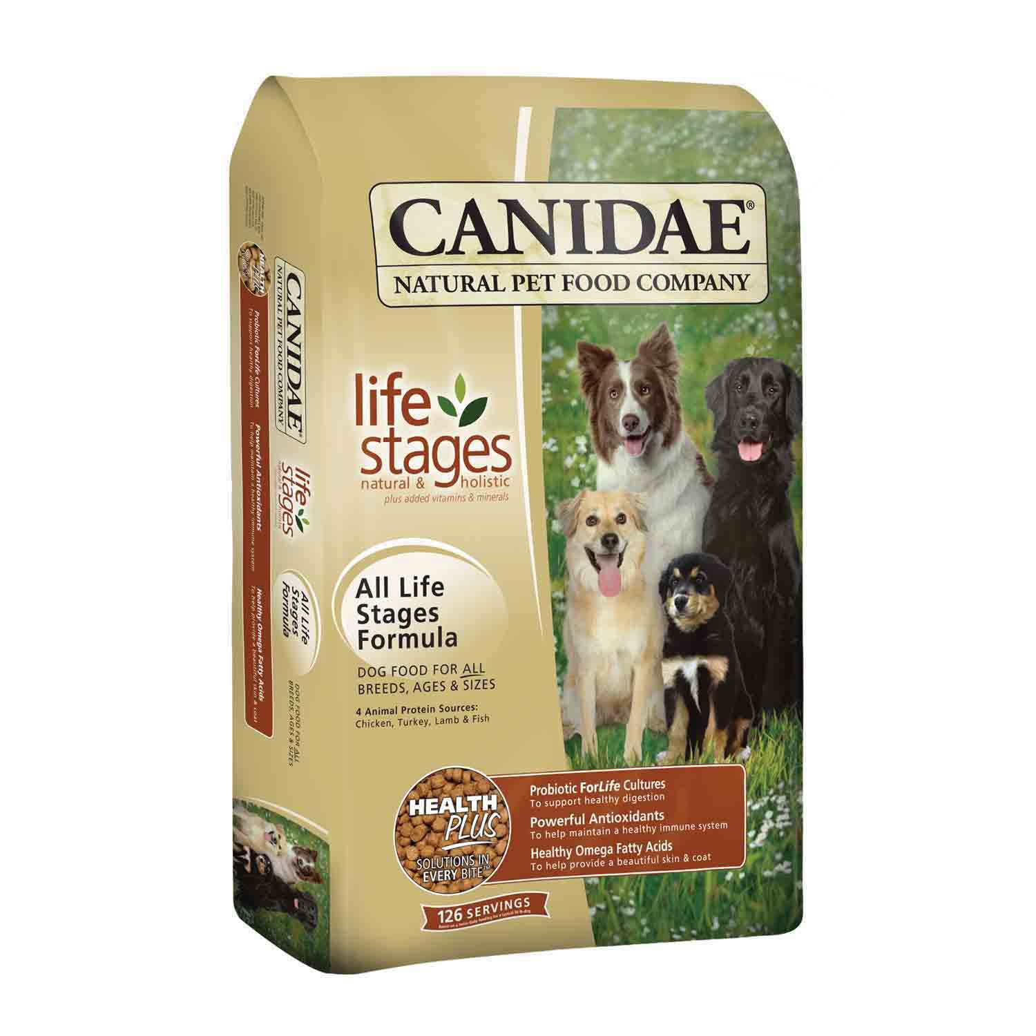 Canidae Dog Food at Wags & Whiskers in La Crosse, WI