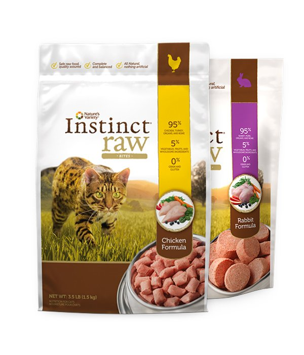 Nature's Variety Cat Food at Wags & Whiskers in La Crosse, WI