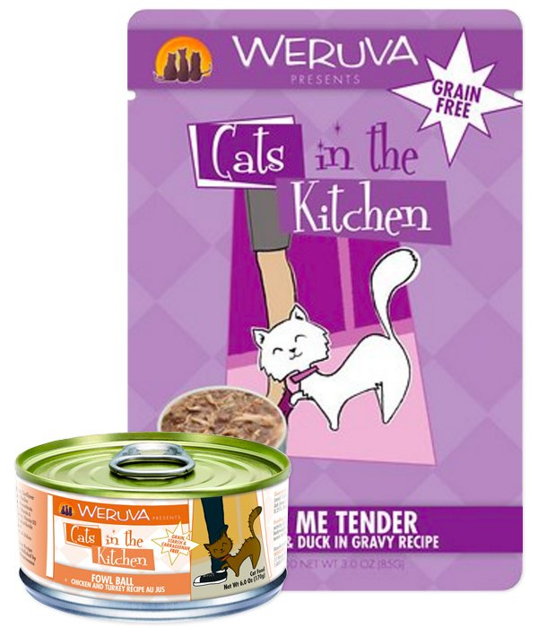 Weruva Cat Food at Wags & Whiskers in La Crosse, WI
