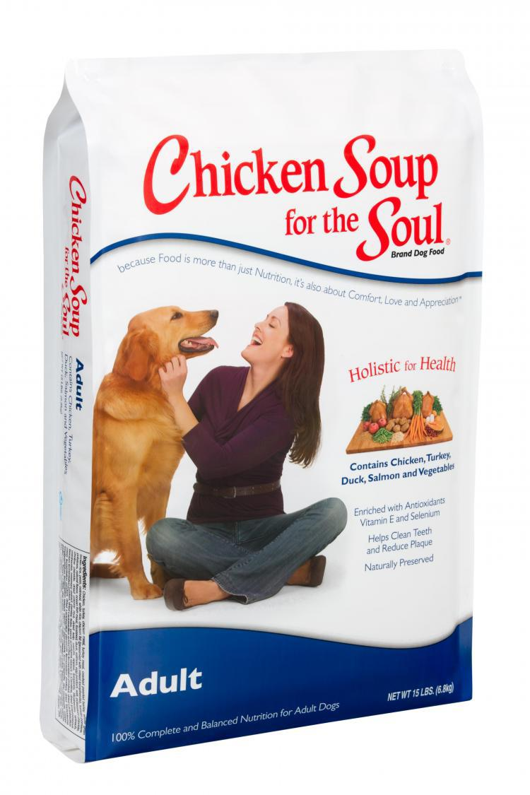 Chicken Soup (dry) Dog Food at Wags & Whiskers in La Crosse, WI
