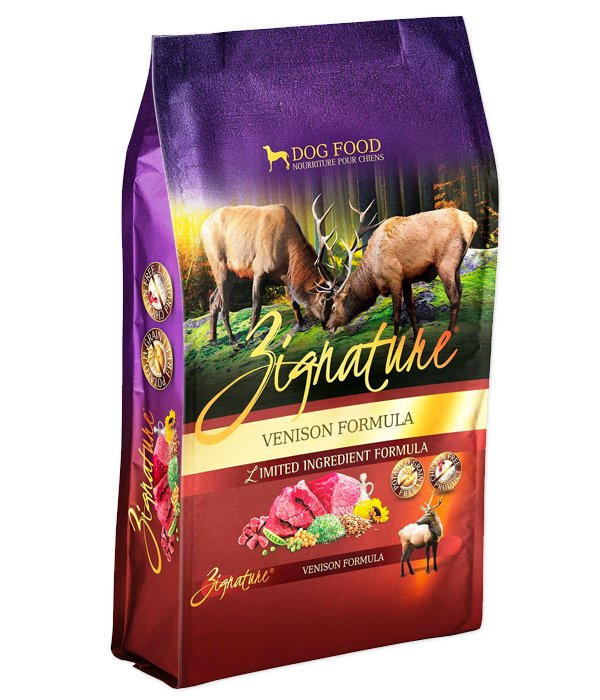 Zignature (dry) Dog Food at Wags & Whiskers in La Crosse, WI