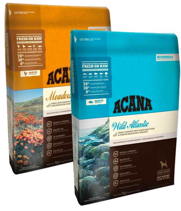 Acana Regionals Dog Food at Wags & Whiskers in La Crosse, WI
