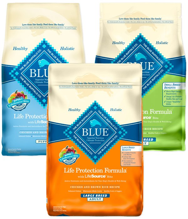 Blue Buffalo (dry) Dog Food at Wags & Whiskers in La Crosse, WI