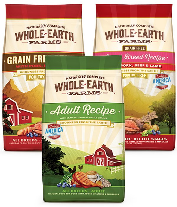 Whole Earth Farm Dog Food at Wags & Whiskers in La Crosse, WI