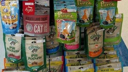 Greenies for Kitties Treats at Wags & Whiskers in La Crosse, WI