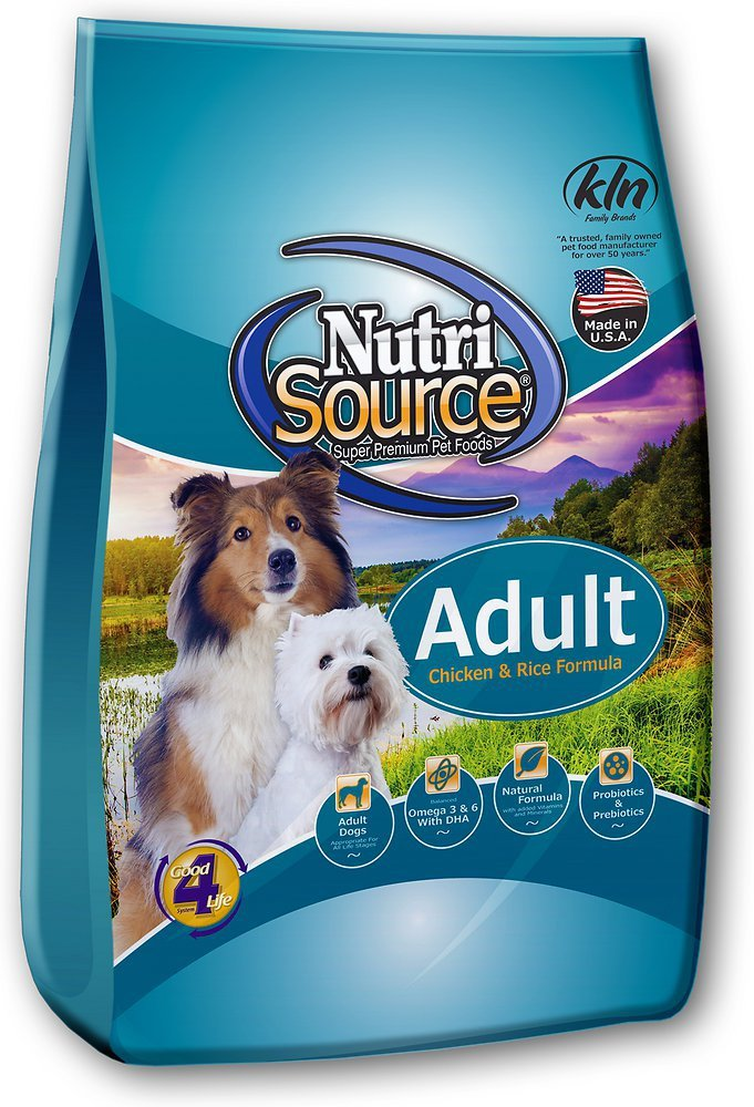 Nutri Source Dog Food