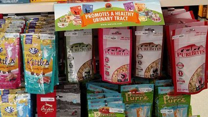 Wellness Treats for Cats at Wags & Whiskers in La Crosse, WI