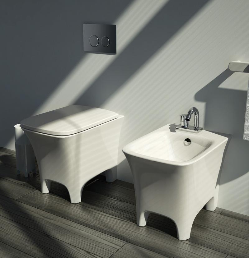 Sanitari alba cuneo ambiente bagno for Sanitari bagno