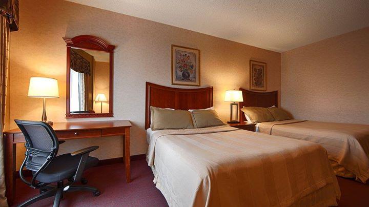 Luxury Hotel Suites Buffalo NY