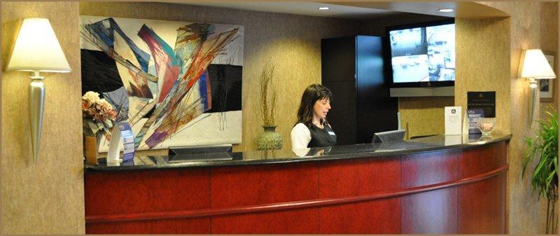 Best Western Buffalo NY  Front Desk Hotel in Downtown Buffalo NY