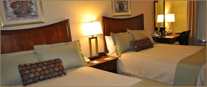 Double Bed Guest Rooms Best Hotel Deals Buffalo NY