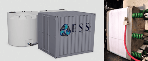 the energy storage unit