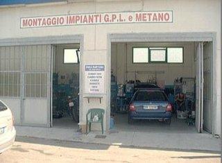 impianti GPL e metano