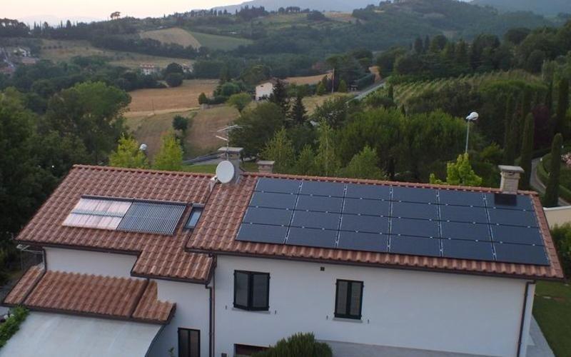 Pannelli solari Perugia -  SAIT Climatizzazione