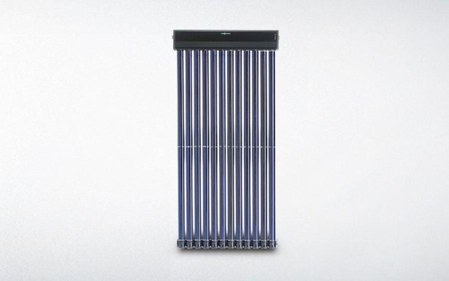 Pannello solare termico a tubi