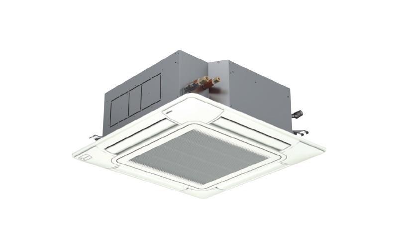 Clima incasso soffitto commerciale - SAIT Perugia