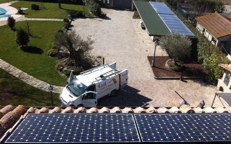 Installazione pannelli solari - SAIT Perugia