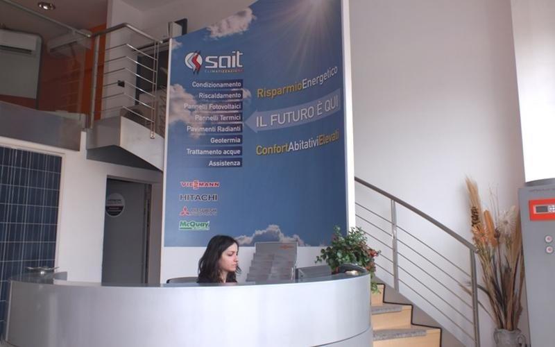Segreteria SAIT Climatizzazione