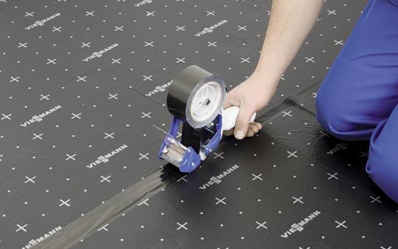Impianto a pavimento - SAIT Climatizzazione