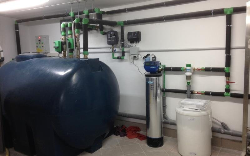 Trattamento acqua SAIT Climatizzazione