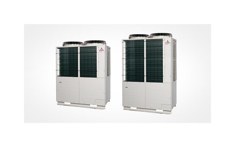 Sistema VRF commerciale - SAIT Climatizzazione