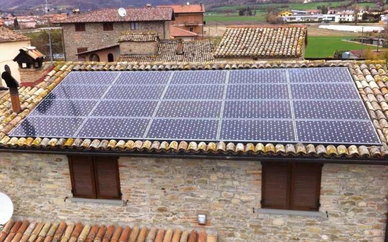 Pannelli solari SAIT Perugia