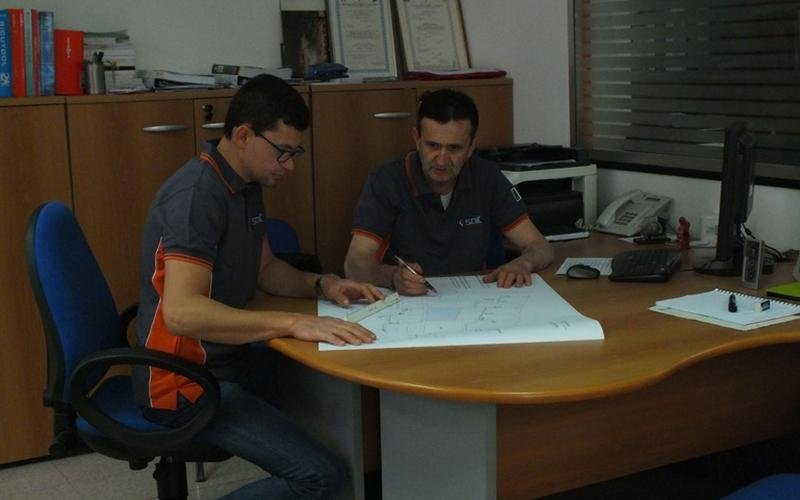 Ufficio progettazione_2-SAIT Climatizzazione