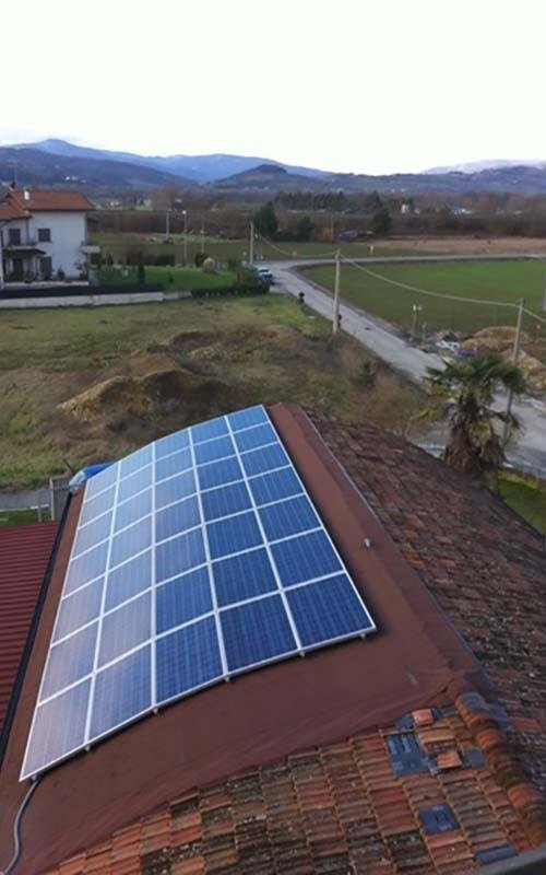 Fotovoltaico SAIT